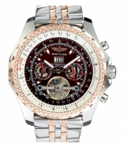 Cool Breitling Bentley Mulliner Tourbillon BR-1332 AAA ure [K3V2