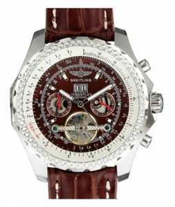 Cool Breitling Bentley Mulliner Tourbillon BR-1312 AAA ure [T3Q8
