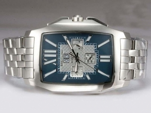 Beliebte Breitling Bentley Flying B Chronograph Automatic-Blue Dial AAA Uhren [P9P2]