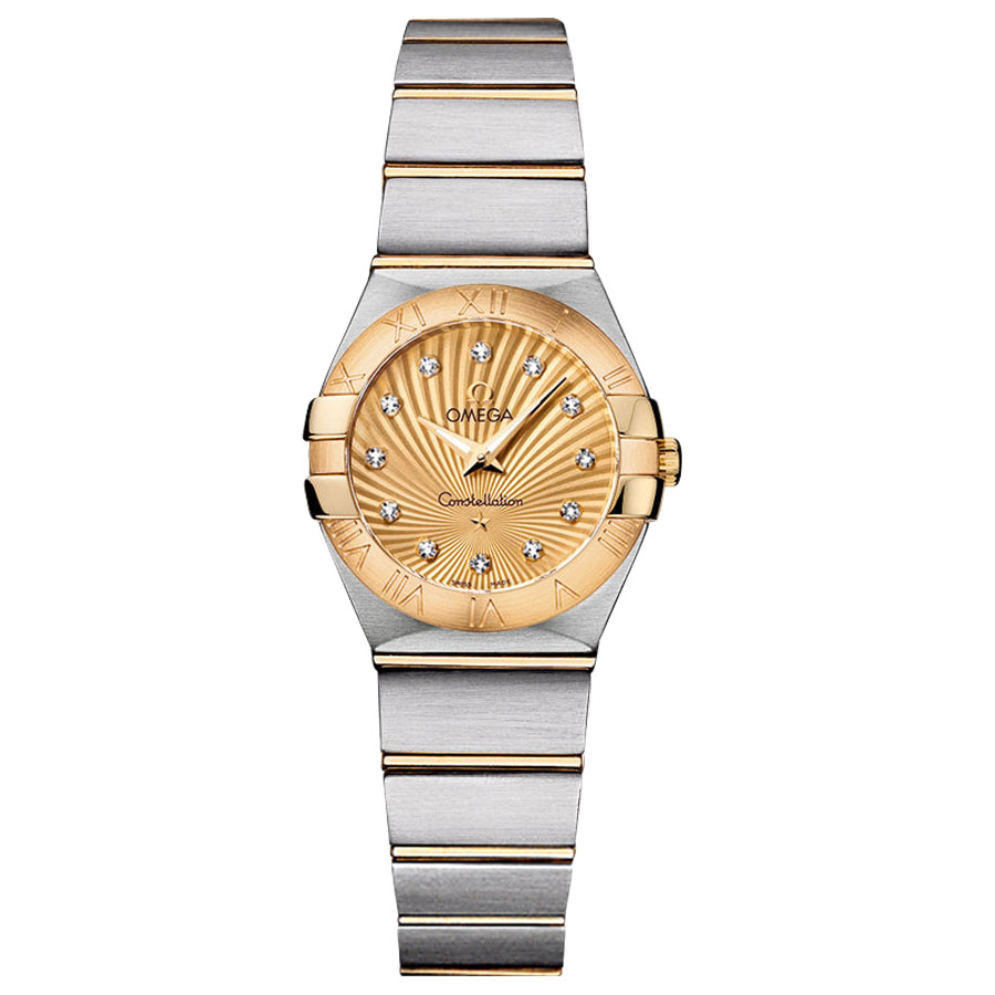 Copie montre 123.20.24.60.58.001 montres Omega Constellation Mesdames Quartz [21e6]