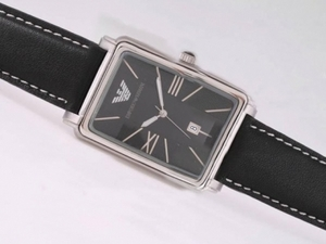 Cool Emporio Armani with Black Dial AAA Watches [T6Q7]