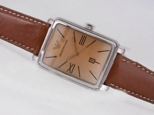 Gorgeous Emporio Armani with Champagne Dial AAA Watches [E4S9]