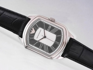Great Emporio Armani with White Dial-Roman Marking AAA Watches [D9F4]