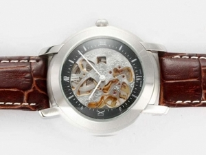 Cool Audemars Piguet Jules Audemars Skeleton Manual Winding AAA Watches [B3X3]