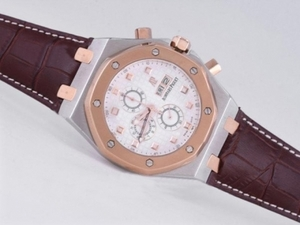 Fancy Audemars Piguet Royal Oak 30 ° anniversario di lavoro Chronograph AAA [D3R9]