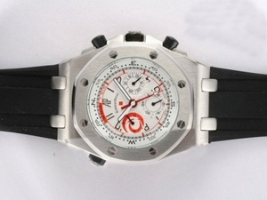 Fancy Audemars Piguet Royal Oak Chronograph Automatic con orologi bianchi AAA [Q6H1]