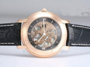 Gorgeous Audemars Piguet Jules Audemars Skeleton Manual Winding AAA Watches [N6E3]