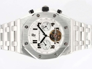 Gorgeous Audemars Piguet Royal Oak Offshore Chronograph Tourbillon AAA Watches [A1Q2]