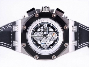 Gorgeous Audemars Piguet Ruben Baracello Working Chronograph with Black Dial AAA Watches [I4M9]