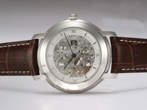 Modern Audemars Piguet Jules Audemars Skeleton Manual Winding AAA Watches [I6D7]