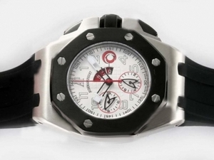 Modern Audemars Piguet Royal Oak Alinghiteam Chronograph Valjoux 7750 Movement AAA Watches [W5R4]