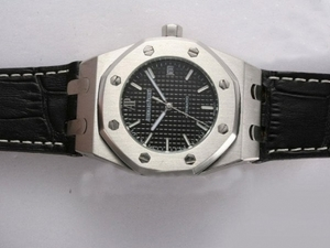 Modern Audemars Piguet Royal Oak Automatic Black Dial AAA Watches [C5N3]