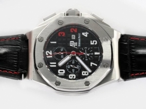 Modern Audemars Piguet Royal Oak SHAQ Chronograph Asia Valjoux 7750 Movment AAA Watches [T6U9]