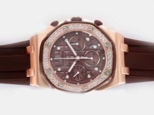 Vintage Audemars Piguet Royal Oak Limited Edition Asia Valjoux 7750 Movement AAA Watches [F3A3]