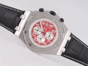 Vintage Audemars Piguet Royal Oak Offshore Working Chronograph with Red Dial AAA Watches [B7K4]
