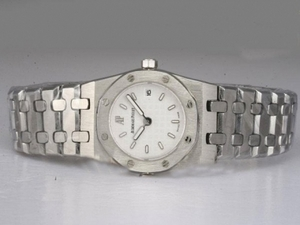Vintage Audemars Piguet Royal Oak with White Dial Lady Size AAA Watches [K1H5]