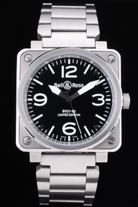 Cool Bell & Ross BR 01-92 Airborne AAA Watches [U1A4]
