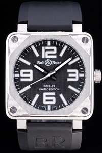 Cool Bell & Ross BR 01-92 Airborne AAA Watches [O5X4]