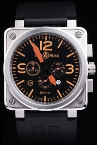 Cool Bell & Ross BR 01-94 AAA Watches [M3B3]
