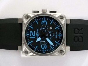 Cool Bell & Ross BR 01-94 Working Chronograph AR Coating AAA Watches [N7T6]