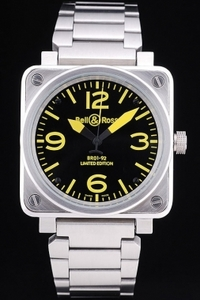 Fancy Bell & Ross BR 01-92 Airborne AAA Watches [E3W9]