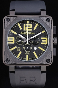 Fancy Bell & Ross BR 01-92 Carbon AAA Watches [V3A5]
