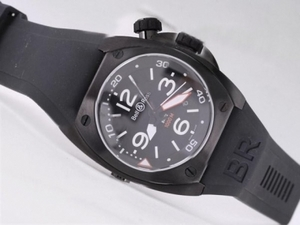 Gorgeous Bell & Ross BR02 Instrument Diver Asia ETA 2836 Movement-PVD Case AAA Watches [E6D7]