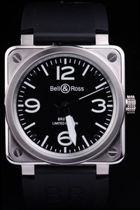 Great Bell & Ross BR 01-92 Carbon AAA Watches [C8X9]