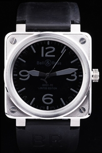 Modern Bell & Ross BR 01-92 Carbon AAA Watches [J7E9]