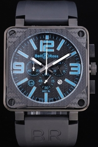 Modern Bell & Ross BR 01-92 Carbon AAA Watches [V8E1]