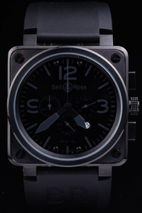 Perfect Bell & Ross BR 01-94 AAA Watches [J8E4]