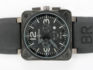 Perfect Bell & Ross BR 01-97 Working Power Reserve Automatic AAA Watches [F2C5]