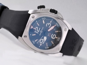 Perfect Bell & Ross BR02 Instrument Diver Asia ETA 2836 Movement AAA Watches [R1N6]