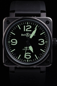 Vintage Bell & Ross BR 01-92 Carbon AAA Watches [F5A6]