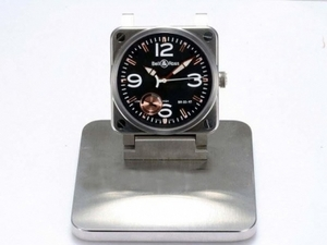 Vintage Bell & Ross Classic Pedestal for Any 42x42mm Models AAA Watches [F2M4]