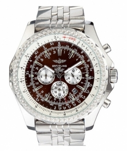Quintessential Breitling Bentley Motors Speed ​​BR-1222 AAA Klokker [G6L6]