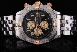Cool Breitling Super Ocean Asia Valjoux 7750 Automatic Movement AAA Watches [C5E5]