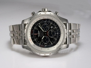 Fancy Breitling Bentley Flying B Chronograph Automatic -Blue Dial AAA Watches [N7E1]