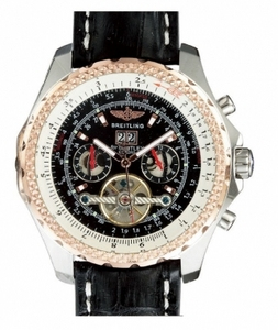 Fancy Breitling Bentley Mulliner Tourbillon BR-1334 AAA ure [B7D