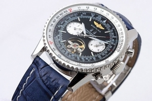 Fancy Breitling Navitimer Automatic Tourbillon with Black Dial AAA Watches [L4E8]