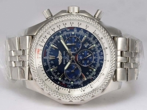 Fancy Breitling Navitimer Chronograph Automatic Gold Case with Black Dial AAA Watches [A5I1]