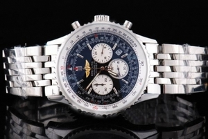 Fancy Breitling Navitimer working chronograph Quartz Movement AAA Watches [Q2X3]