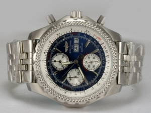 Fancy Breitling for Bentley GT Chronograph Automatic with Blue Dial AAA Watches [W8K3]