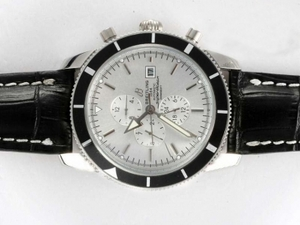 Great Breitling Super Ocean Chronograph Automatic with White Dial AAA Watches [C6F3]