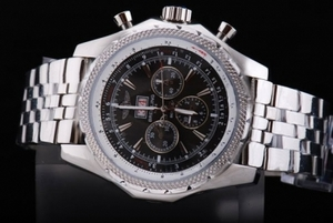 Modern Breitling Bentley Asia Valjoux 7750 Automatic Movement Stainless AAA Watches [T6P3]