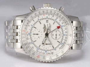Modern Breitling Navitimer World Chronograph Automatic AR Coating AAA Watches [C9V4]