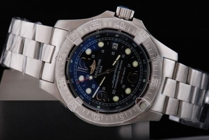 Modern Breitling Super Ocean Automatic Movement with Blue Dial AAA Watches [L6L6]