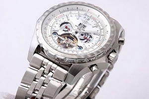 Quintessential Breitling for Bentley Motors Automatic Tourbillon Skeleton AAA Watches [J1X3]