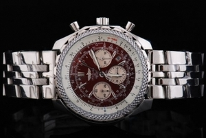 Fancy Breitling For Bentley Working Chronograph Asia Valjoux 7750 Automatic AAA Watches [H8F5]