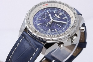 Great Breitling for Bentley Motors Chronograph Automatic with Blue Dial AAA Watches [B6G4]